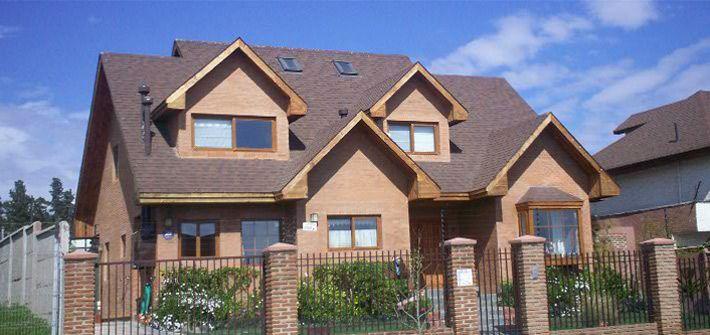 Casas canadienses en casas nordicas constructora de casas - Casas de madera nordicas ...