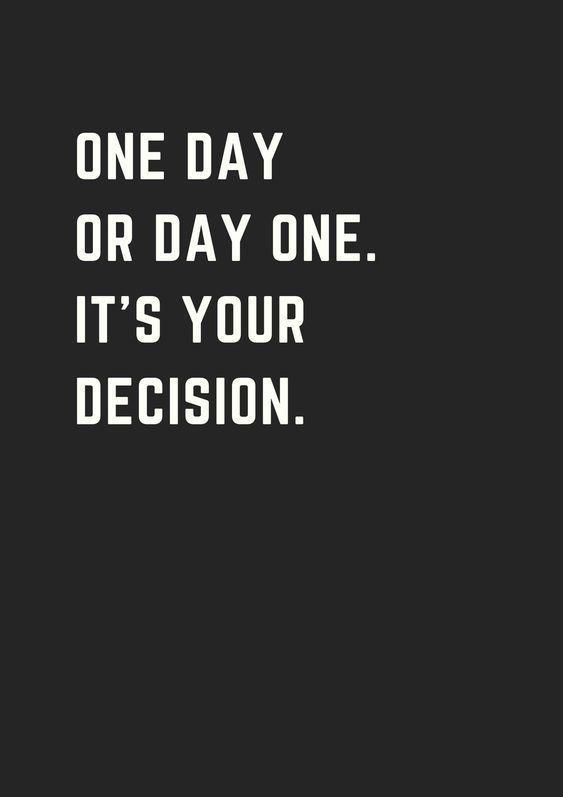 via – stemjar.com #YouDecide #StartToday #Motivation #TuesdayThoughts – Healthy Skin Care