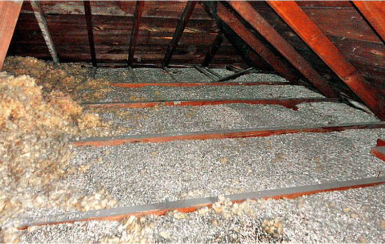 Zonolite Attic Insulation Trust Does Your Attic Contain Vermiculite Insulation Learn More About T Vermiculite Insulation Attic Insulation Insulation Removal