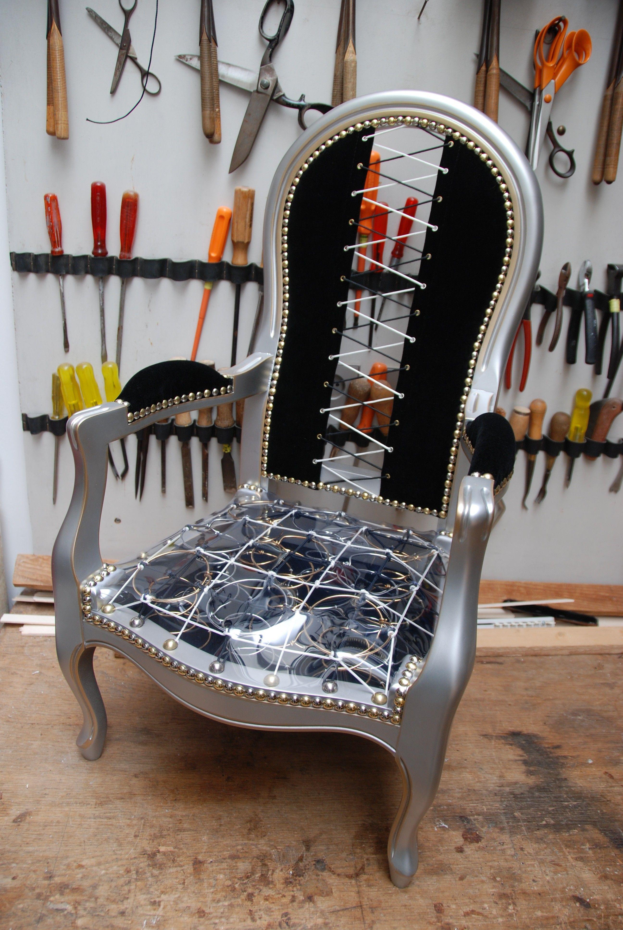 Voltaire enfant cr a fauteuil fauteuil tapissier chaise canap - Meuble voltaire ...