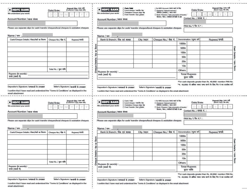 Vijaya Bank Deposit Form 5 Things That Happen When You Are