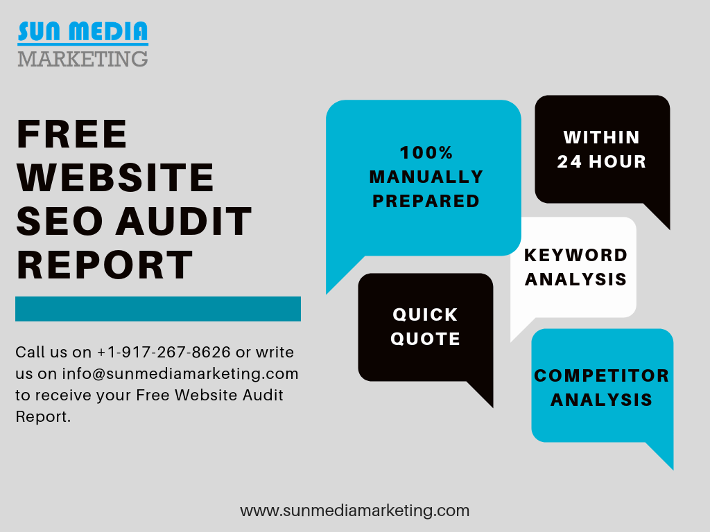 Website SEO Audit Report Services Company India | SEO Audit