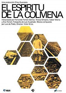 The Spirit of the Beehive - Spanish Style Poster at