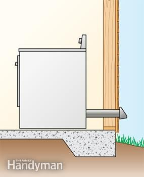 Dryer Vents How To Hook Up And Install Dryer Vents Dryer Vent Save For House Laundry Room