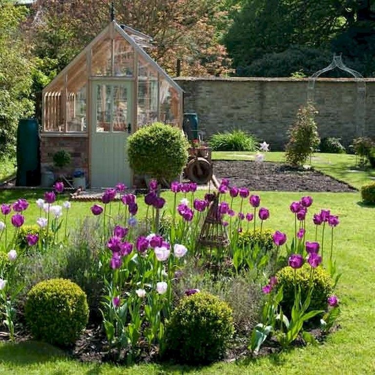 95 Beautiful Modern English Country Garden Design Ideas Garden