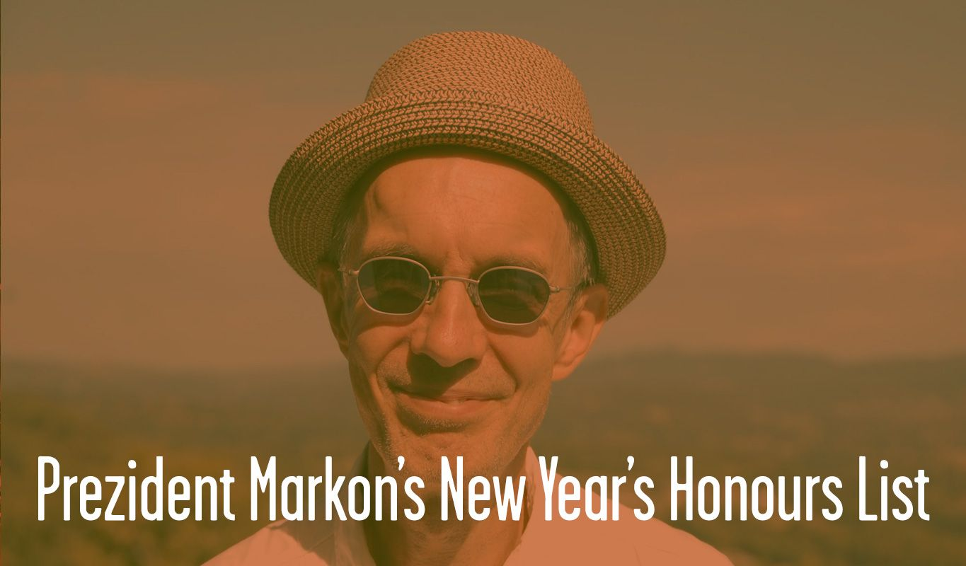 Prezident Markon S New Year S Honours List In 2020 With Images