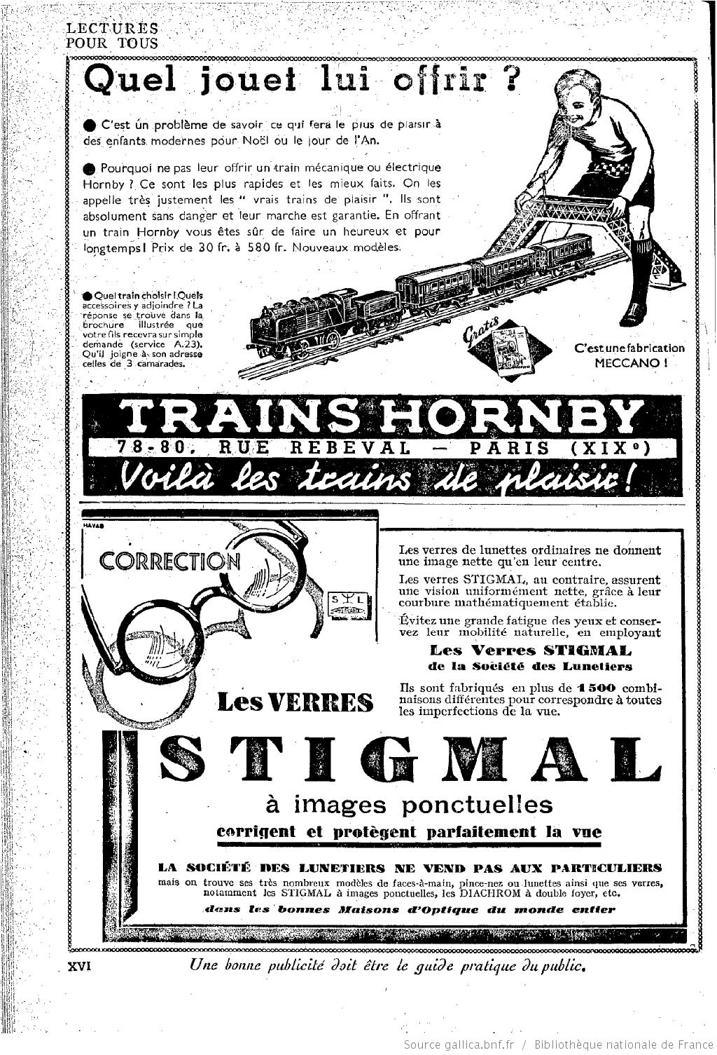 Lectures pour tous : revue universelle et populaire illustrée | 1934-03 | Gallica