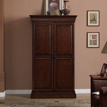 Free Shipping  Buy Ashley Heights Home Bar Wine Cabinet at