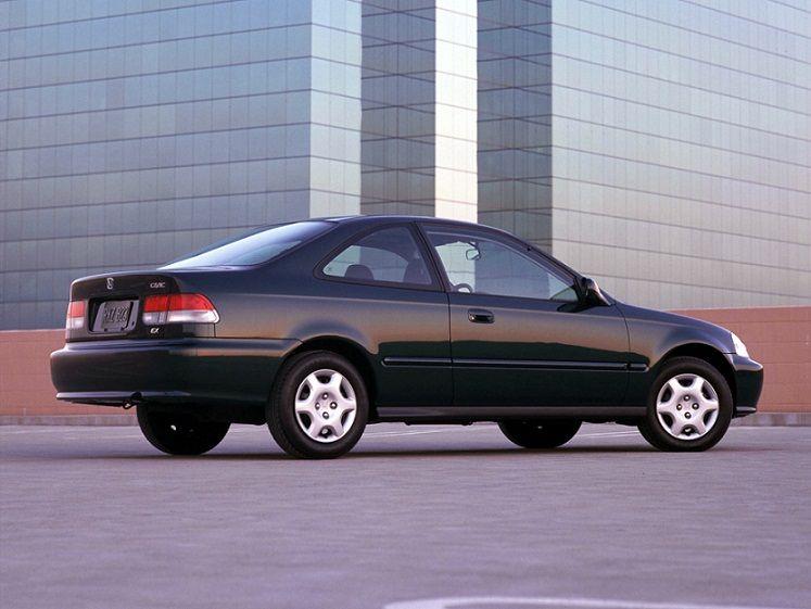 Honda Civic Coupe 1996 2000 2000 Honda Civic Honda Civic Ex 1999 Honda Civic