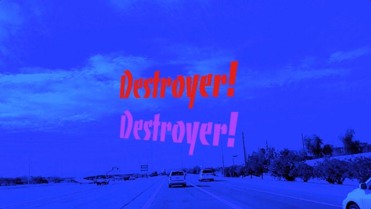 Phantogram Destroyer Lyric Video Youtube Lyrics Video Music Publishing