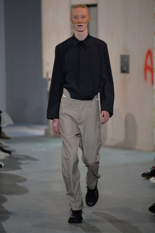 db10bb862926 Kiko Kostadinov Spring 2018 Menswear Collection Photos - Vogue