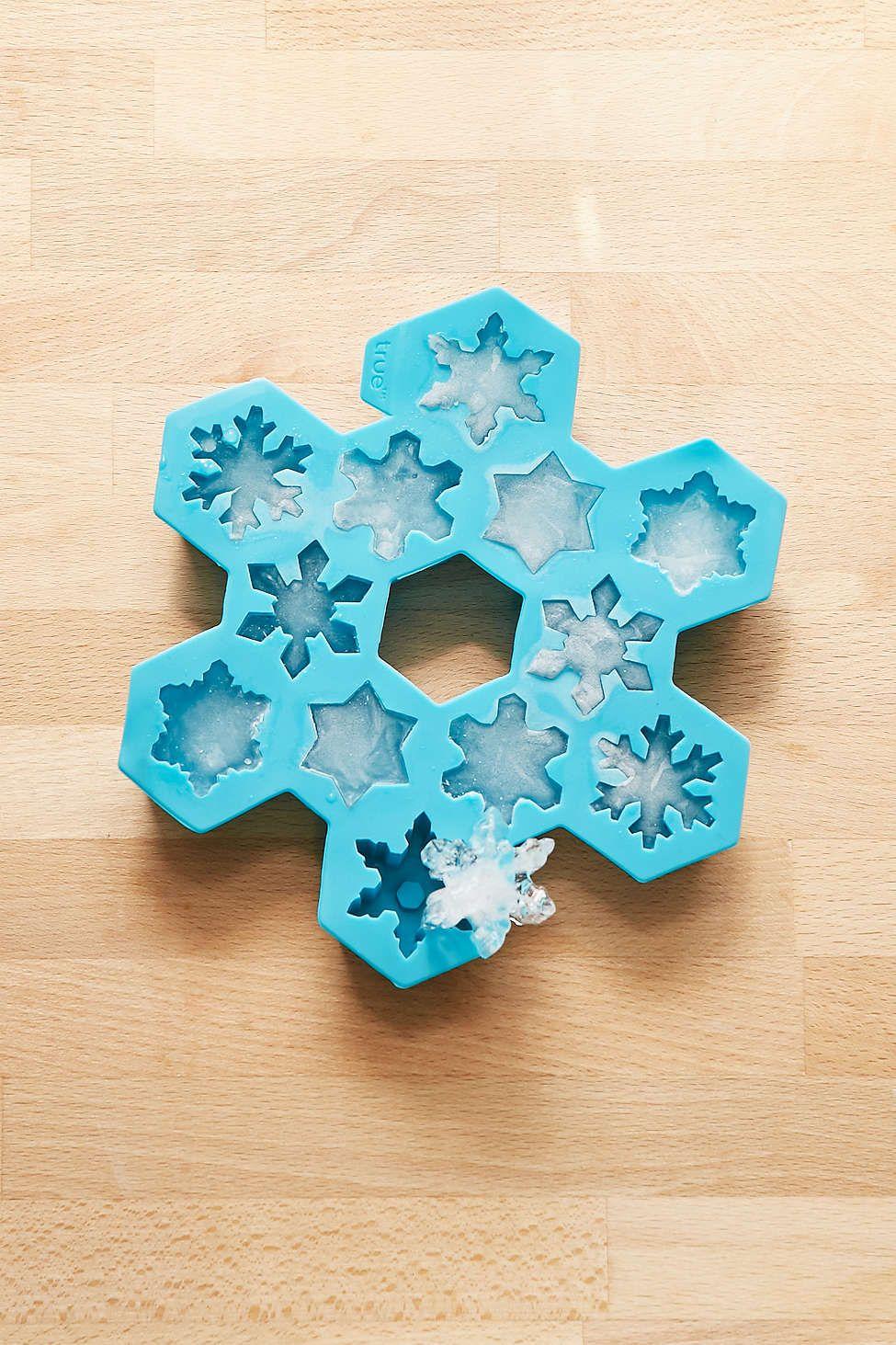 Snowflake Ice Tray