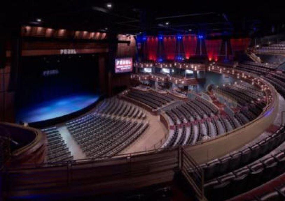 Pearl Concert Theater Palms Las Vegas Concert Venue Las Vegas Events