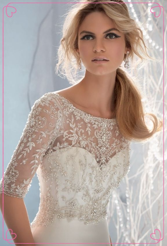 a9ea4e5915f0 Did (Will) You Wear A Wedding Jacket/Bolero? If So, I Have A Question For  You. - Weddingbee