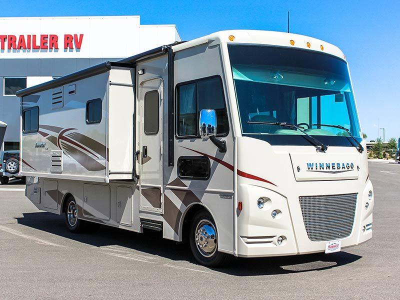 2017 Winnebago Sunstar Lx 27n Stock 5 N160470 Frederick