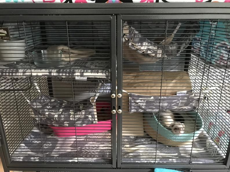 Cn Cage Liners Critter Nation Cage Liner Ferret Nation Etsy Critter Nation Cage Ferret Cage Ferret