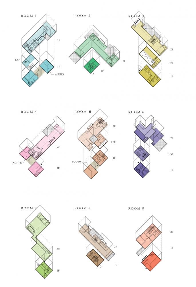 Gallery of dragon court village eureka 42 maps for Raumgestaltung prasentation