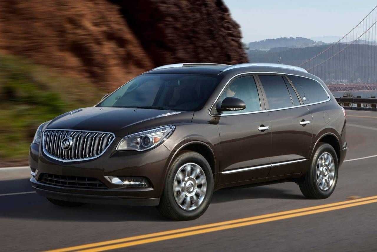 Buick Enclave Suv Full Size Suv Buick Enclave