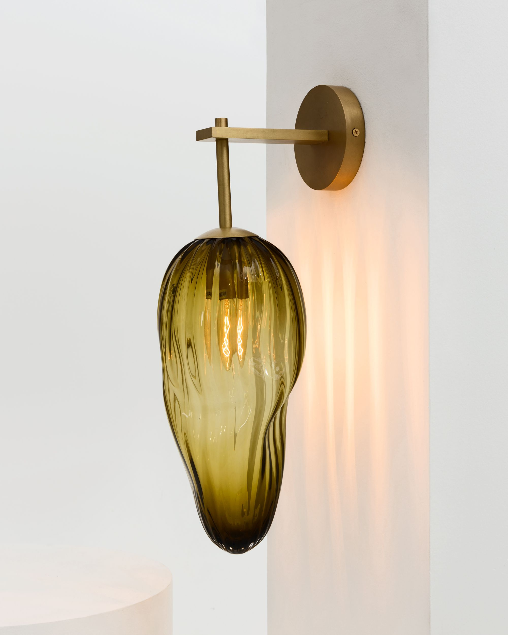 Amber Softserve Wall Light In 2020