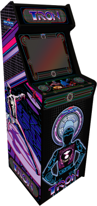 Maquina Arcade Tron Video Game Arcade Cabinet Png Image With Transparent Background Png Free Png Images Video Game Arcade Cabinet Arcade Arcade Cabinet