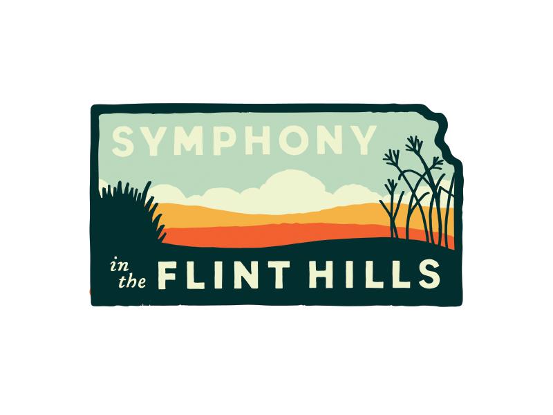 Flint Hills Symphony by John Duggan