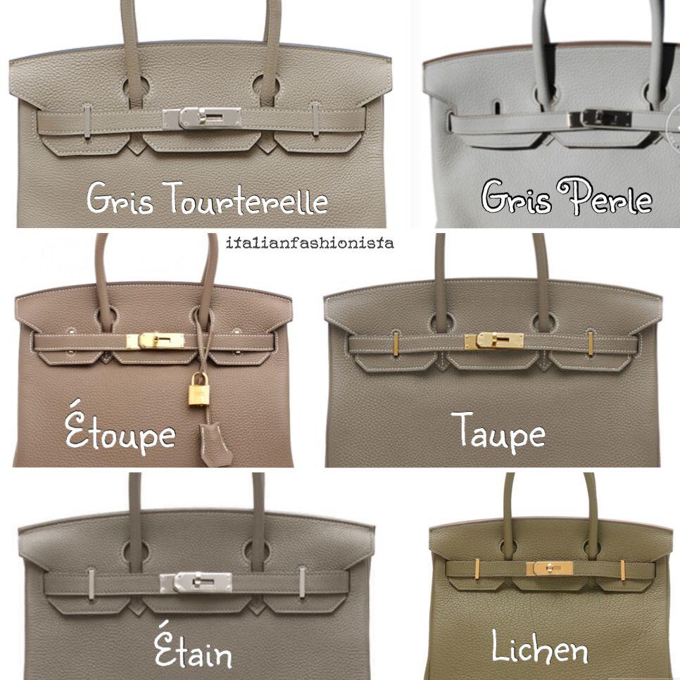 0dfdedc3629e Gorgeous Gris More. Gorgeous Gris More Hermes Bags