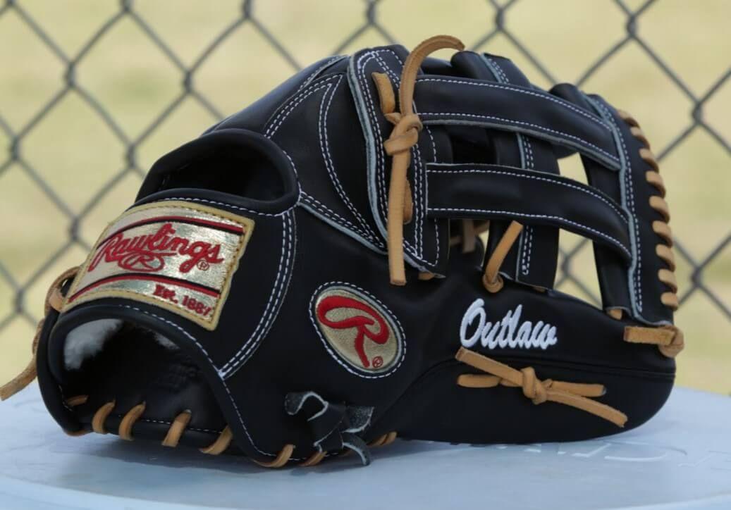 Glove Story Kevin Kiermaier Goes Platinum Gloves Baseball Accessories Baseball Glove