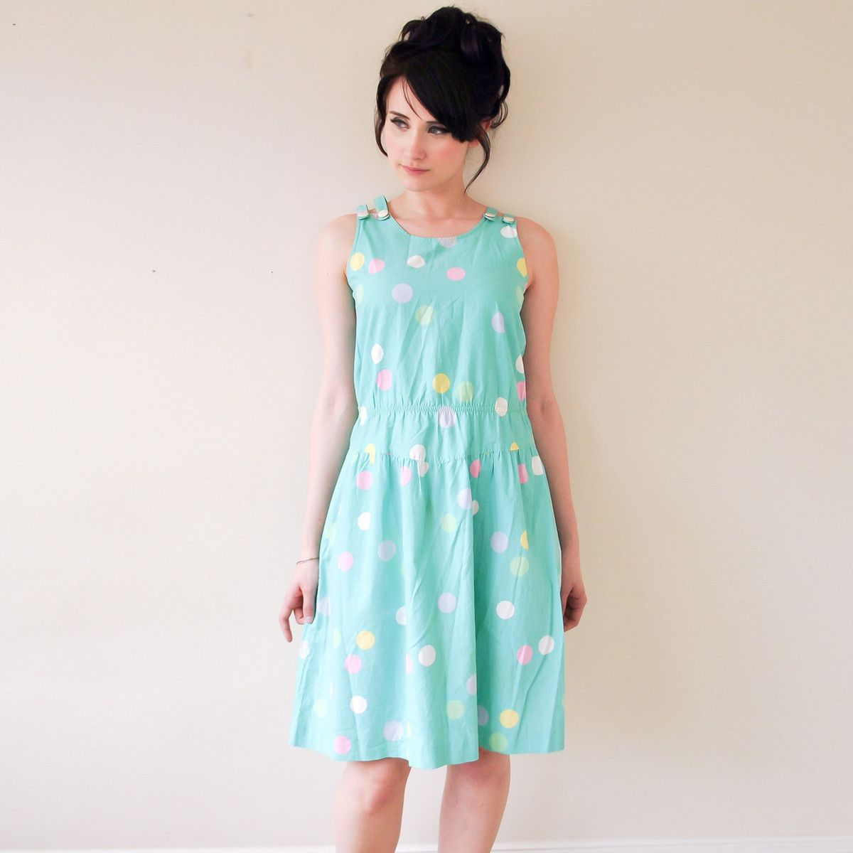 See spot s dress mint pinterest vintage clothes and sparkly