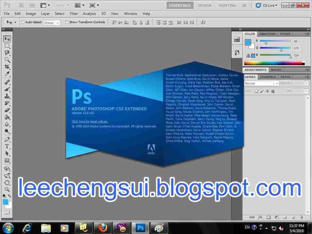 Adobe Photoshop CS6 Free Download Full