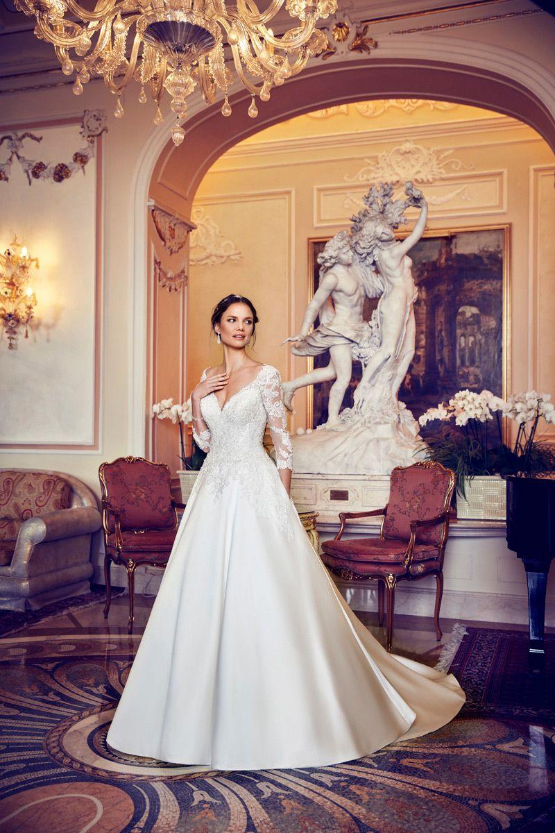 Wedding Dress EK12  Brautmode, Braut, Kleid hochzeit