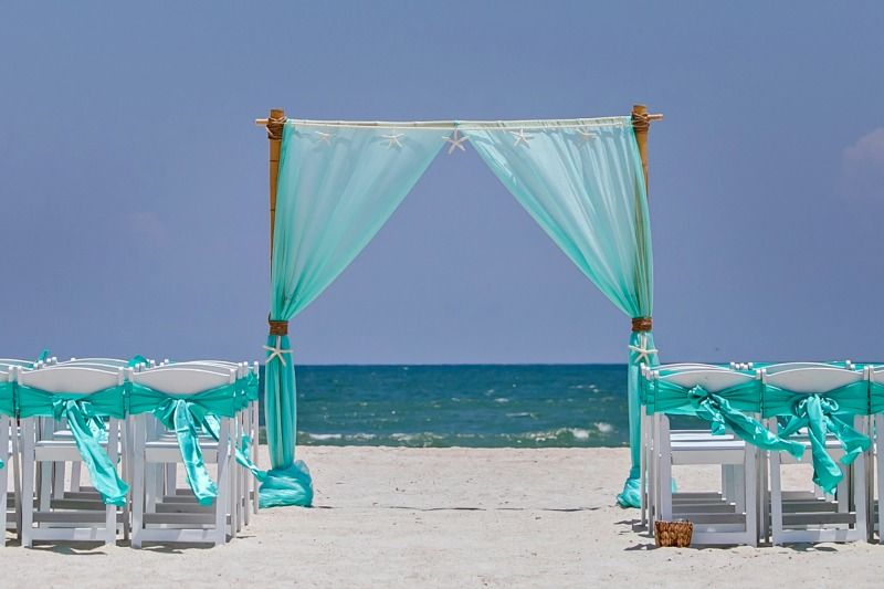 Looking For The Perfect Florida Beach Ceremony Package Sun And Sea Weddings Is Here To Assist You With Our Custom Wedding Packages