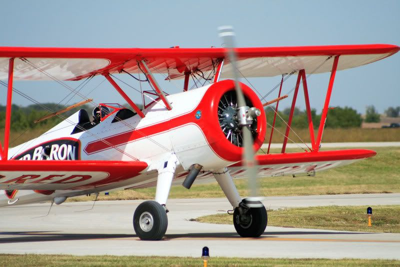 Red Baron Stearman Biplanes | Adrenaline | Propeller plane, Aircraft