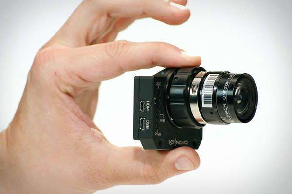 Cinematic Miniature Video Cams | Gopro, Small camera and Cameras