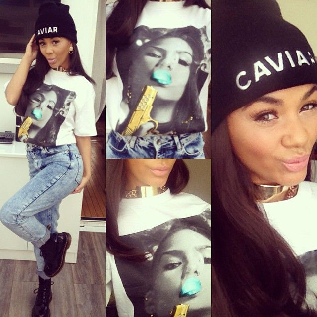 Black Dope Fashion Girl: Pin On My STYle