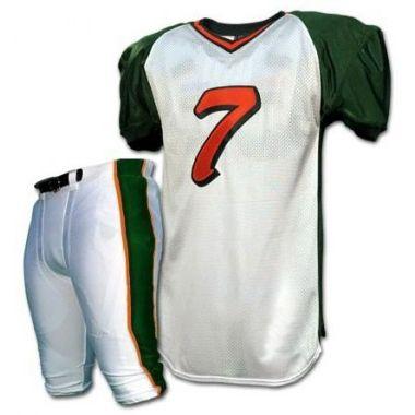 American Football Uniforms Art No Ms 1133 Size S M L Xl Xxl Colours Red Green Blue Pink Yellow White Black Orange Sports Football Uniforms Custom Uniform