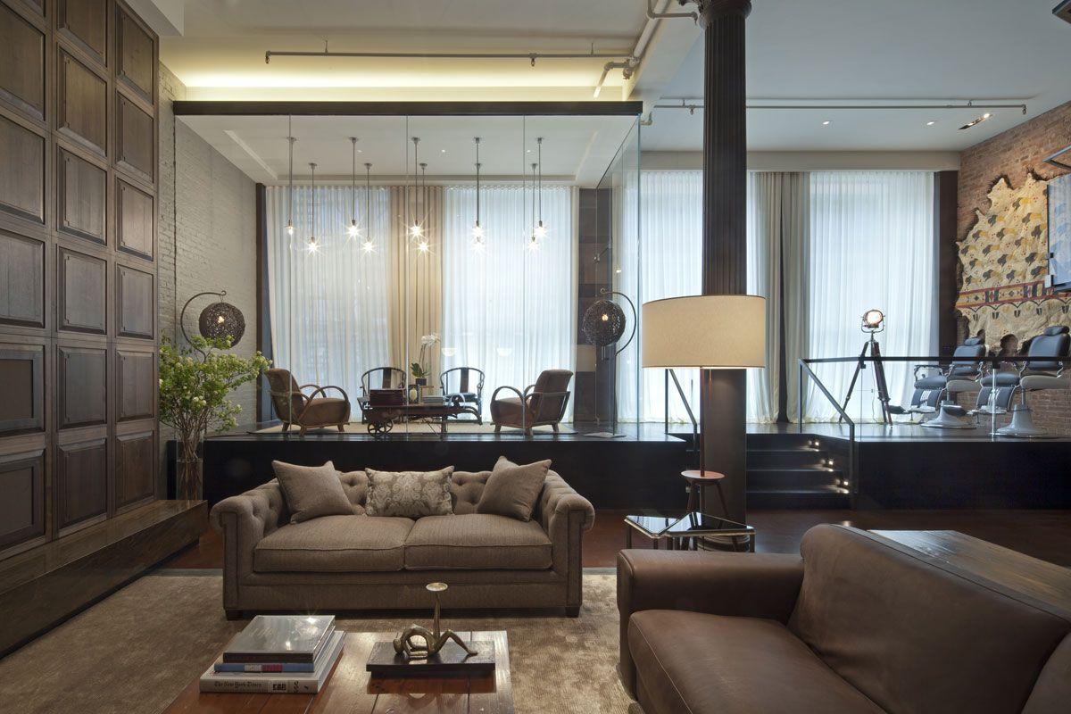 Elegant Modern Interior Designers Nyc