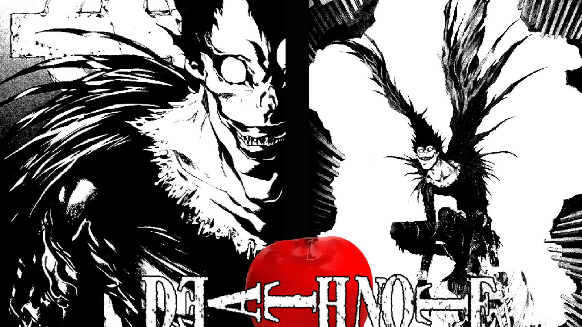 Near Death Note Wallpapers Wallpaper 1920×1080 Wallpapers