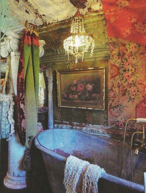 Airstream Bathroom Tub