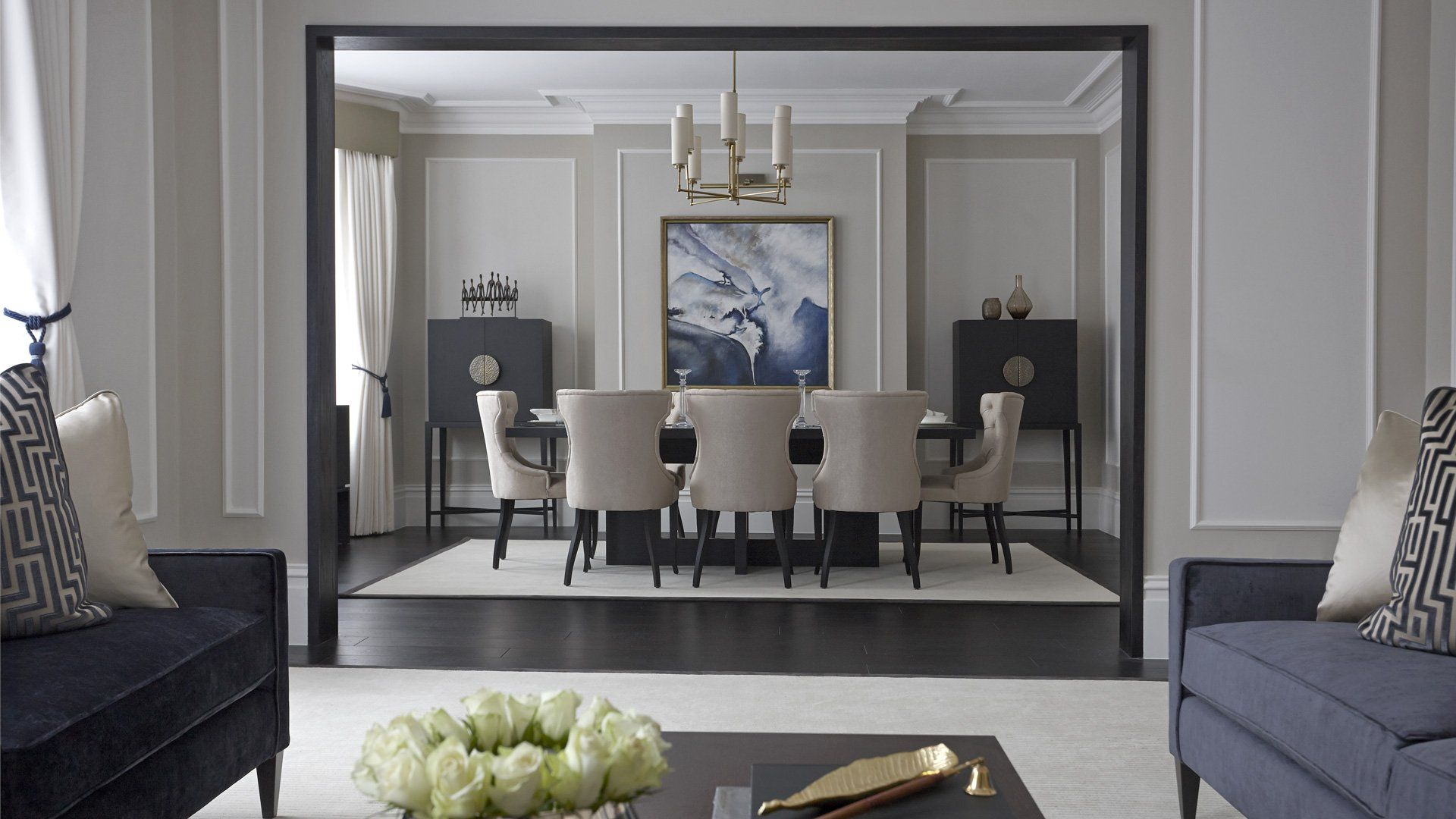 Boscolo High End Luxury Interior Designers In London With