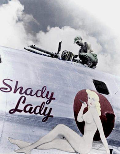 B-29 Shady Lady