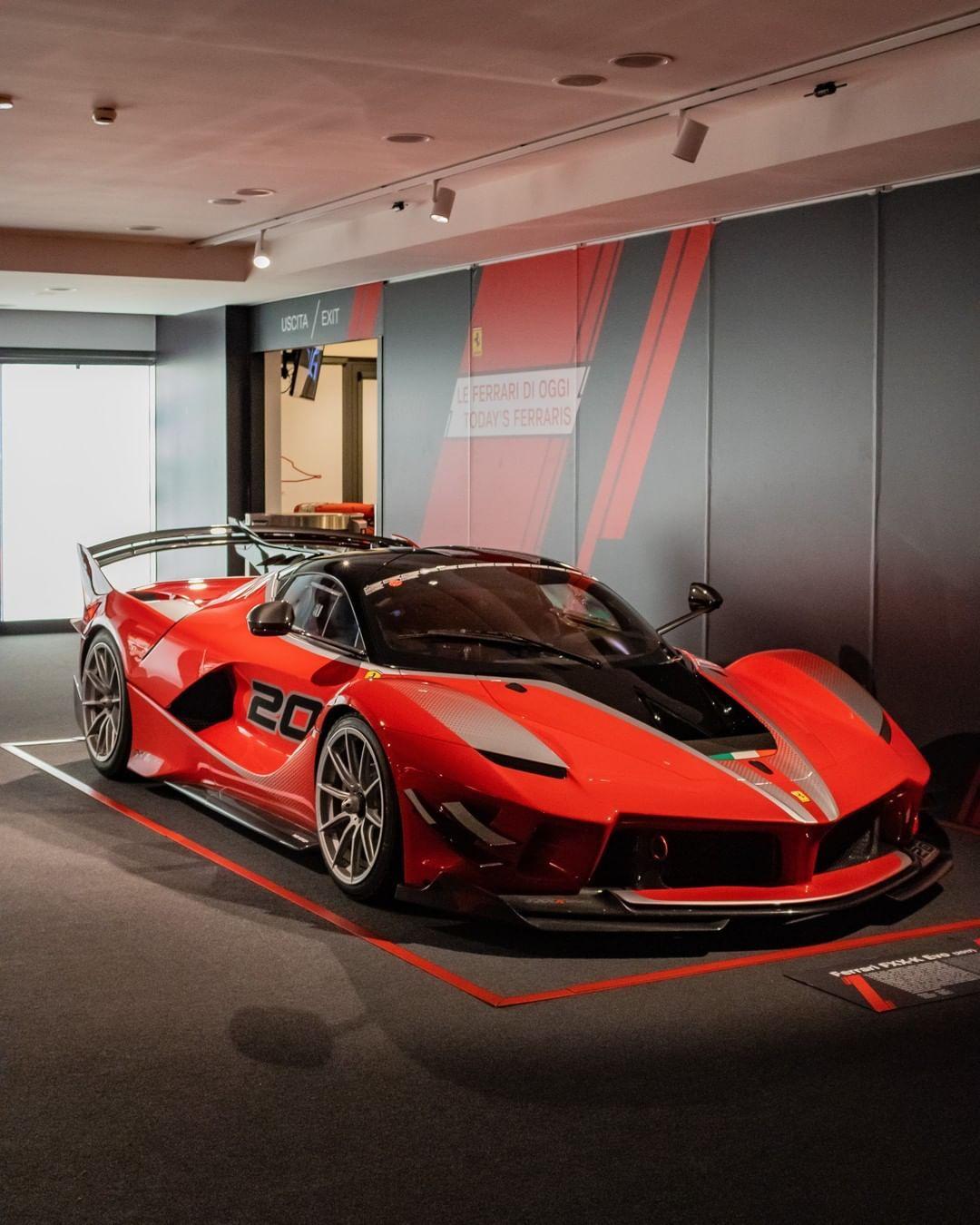 Ferrari Fxx K Evo In 2020 Ferrari Fxxk Ferrari Fxx Ferrari