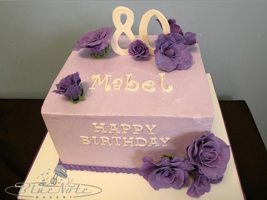 Happy Birthday Cake - WOW Caterers