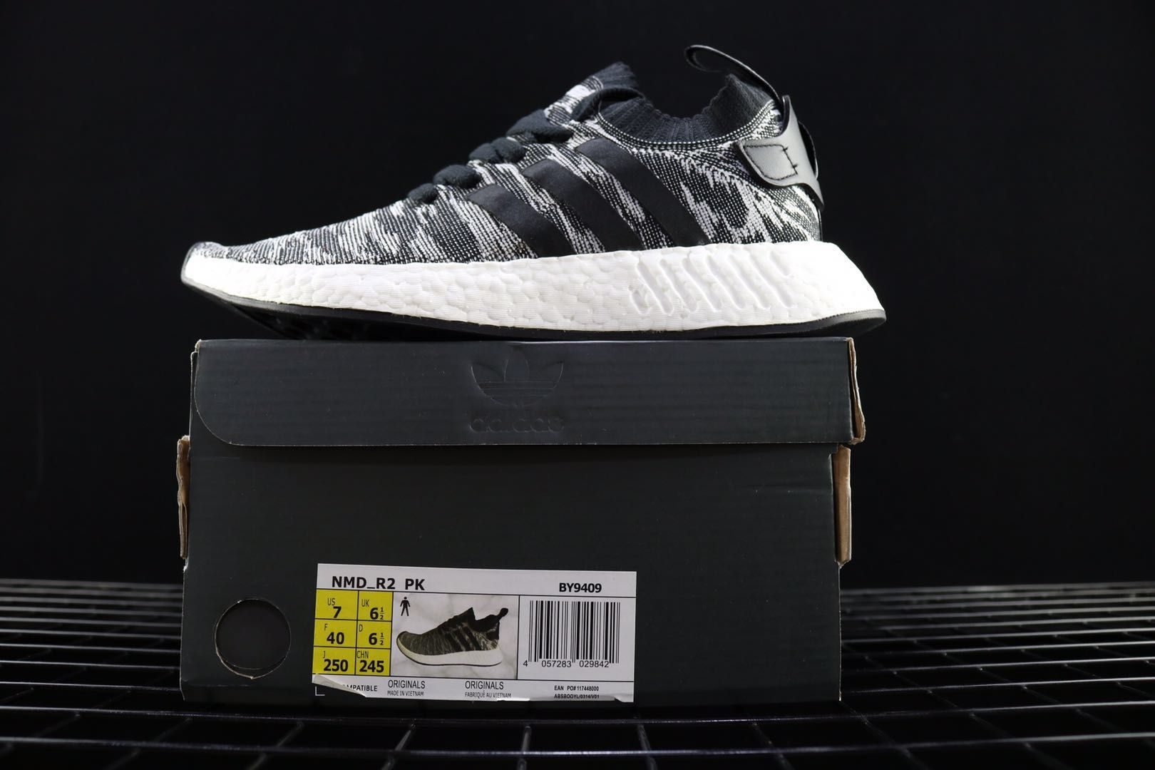 61ada628ca951 NMD R2 PK W BY9409 classic shoes trustseller discount shoes wholesale shoes