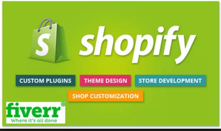 build shopify for your website Digital marketing