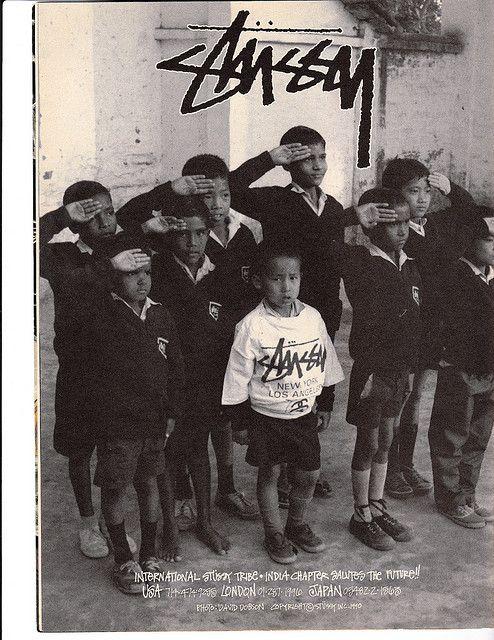 Image result for STUSSY 1990s
