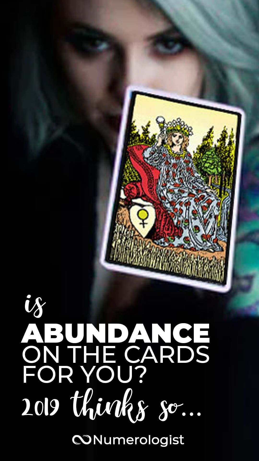 Is Abundance on The Cards For You This Year? 2019's Tarot