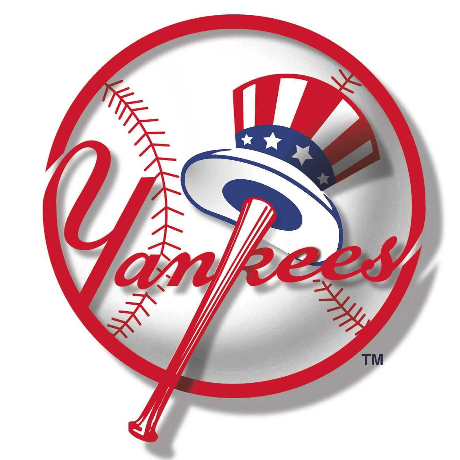 Smallthoughtsrave of the weeknew york yankees major league hd wallpaper and background photos of yankees logo for fans of new york yankees images biocorpaavc Image collections