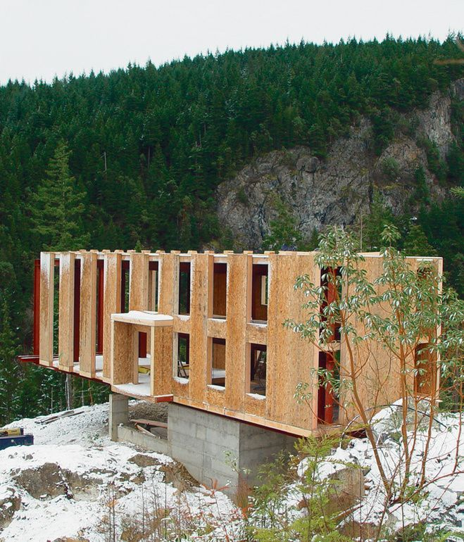 I want to build this way the use of structural insulated for How to build with sips