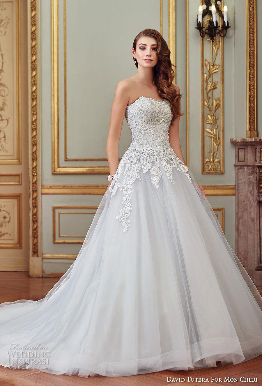 David Tutera For Mon Cheri Spring 2017 Wedding Dresses Wedding Inspirasi Wedding Dresses Ball Gowns Wedding Aline Wedding Dress [ 1326 x 900 Pixel ]