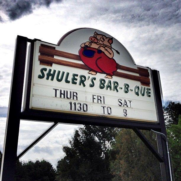 Shuler's BBQ in Latta, SC